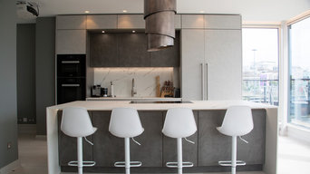 Danish design - Contemporary kitchen dream