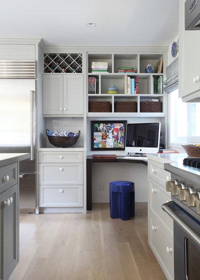 Traditional Kitchen by Von Fitz Design