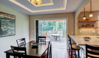 Danville Dining, Kitchen + Deck