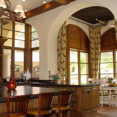 mediterranean kitchen by Home Systems , Wendi Zampino