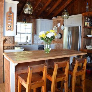 Darien Cottage Kitchen