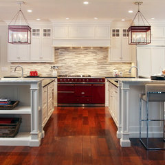 traditional kitchen by Renato Gasparian Associates
