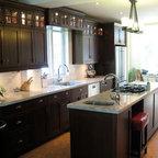 Kitchen Contemporary Kitchen By Am Dolce Vita