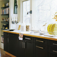 Modern Kitchen by Susan Serra