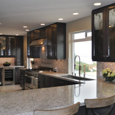 Contemporary Kitchen by The Kitchen Collection