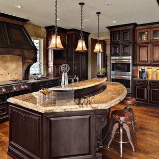 Mixing Dark And Light Kitchen Cabinets