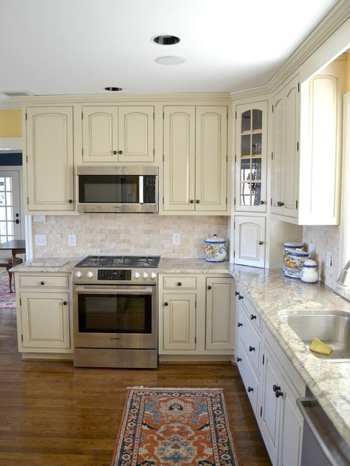 dark to light a kitchen cabinet makeover