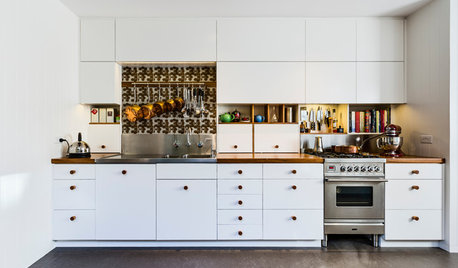 5 Recipes for Solving Problem Areas in Small Kitchens