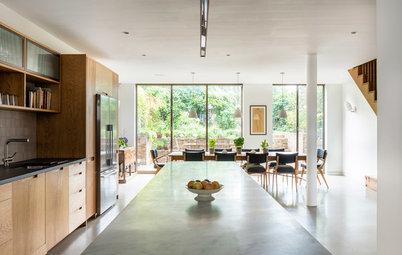Kitchen Tour: A Dark Space Becomes a Bright, Open Kitchen-diner