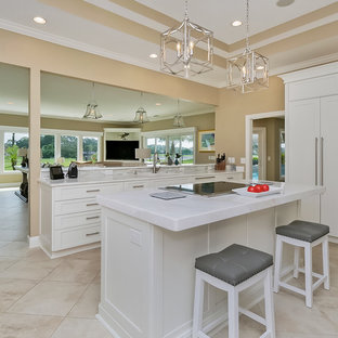 David Hartley-Sawgrass Country Club-Kitchen, Bath and Wet bar remodel