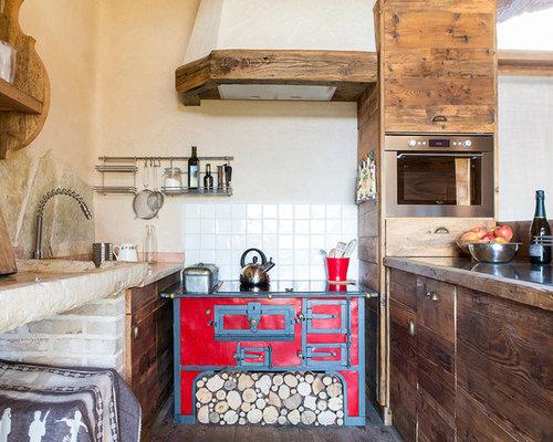 Cucina in montagna - Foto e Idee per Arredare