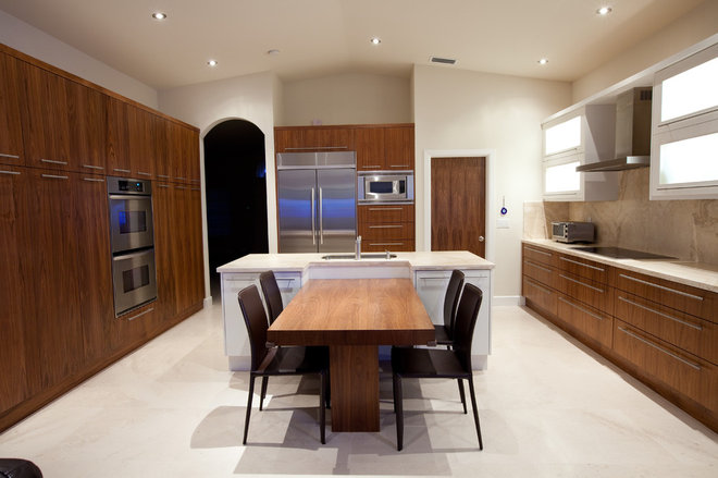 Contemporary Kitchen by Complete Home Improvement Group Inc.