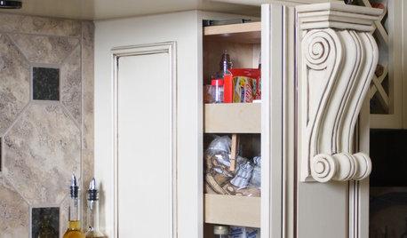 Фотоохота: 95 способов организовать хранение в кладовой