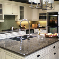 Traditional Kitchen by Kitchen Kreations