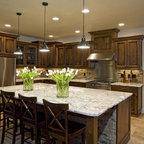 Dawn The Shores - Coronado Thin Brick Veneer - Traditional - Kitchen - Los Angeles - by Coronado ...