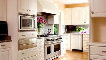 Day Lit Classic Kitchen
