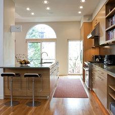 Modern Kitchen by Paul Schulman Design