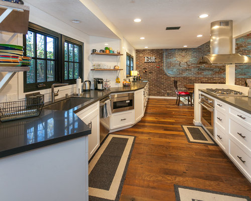 Traditional Los Angeles Kitchen Design Ideas Remodel Pictures Houzz