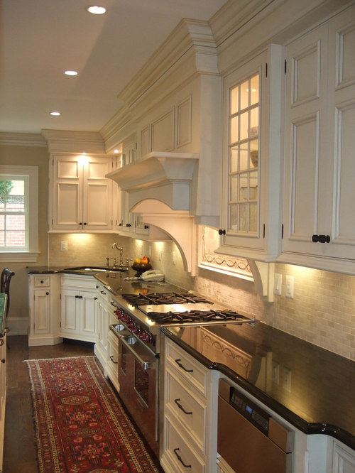 Glazed Painted Cabinets | Houzz