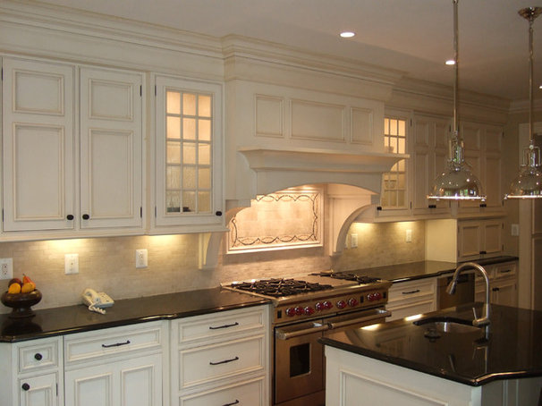 Traditional Kitchen by Bradford Design LLC