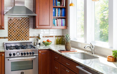 Kitchen of the Week: Better Storage Boosts a Compact Space