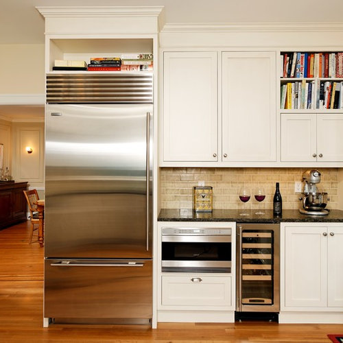 Kitchen Design Refrigerator wine fridge under counter | houzz