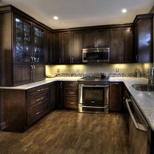 Floor Granite Tile Kitchen Ideas