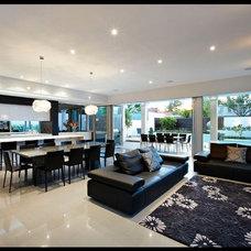 Contemporary Kitchen by DDB Design Development & Building