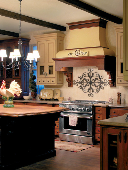 Curved Range Hoods By Stanisci Design Manufacturing