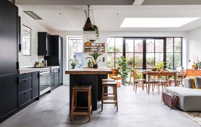 Casas Houzz: La reforma radical de una casa victoriana en Londres
