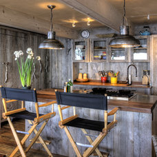 Beach Style Kitchen by Simmons and Company