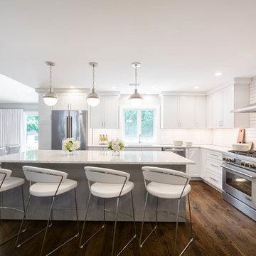 Dean Estates   Cranston, RI - Kitchen   Dining   Living Remodel
