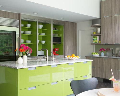 Appliance Garage Kitchen Cabinet Design Ideas Remodel