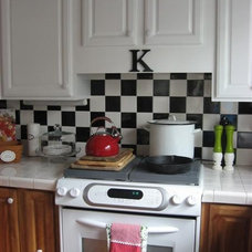 Eclectic Kitchen by Dear Daisy Cottage
