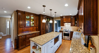 award-winning design firm specializing in kitchen and bath remodeling