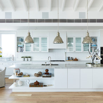 Deborah Hutton's Hamptons Style Freedom Kitchen