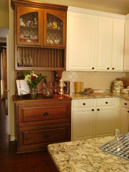 Traditional Kitchen Debra Harris
