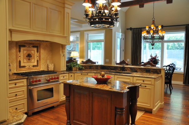 Traditional  by Madison Block & Stone