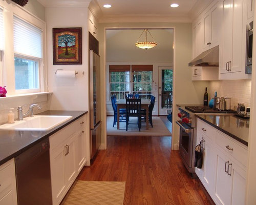 Galley Kitchen Home Design Ideas Pictures Remodel And Decor