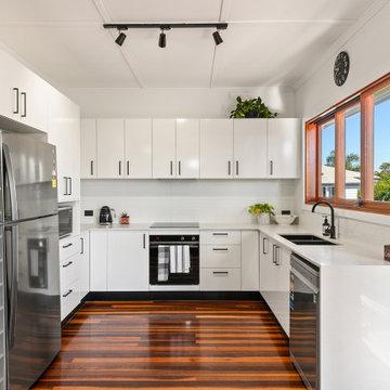 Deck Addition & Internal Renovation