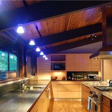 Contemporary Kitchen by Distinctive Architecture
