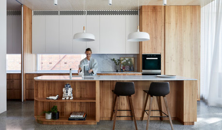 Pro Reveal: Inside 4 Fantastic Kitchen Islands