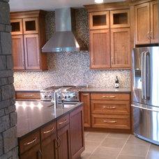 Kitchen by Inside Design Carpet One Floor & Home