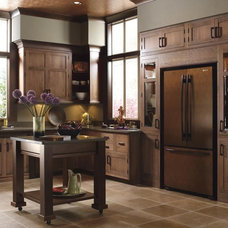 traditional kitchen by MasterBrand Cabinets, Inc.
