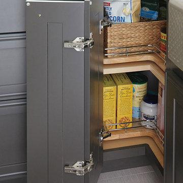 Decorá Cabinets: Super Space Saver Lazy Susan