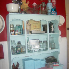 Eclectic Kitchen by Lisa's Creative Designs