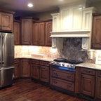 Custom Kitchen Remodel In Atlanta Ga Traditional