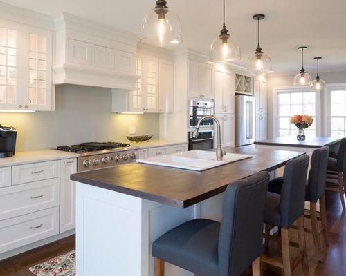 Decorators White Amish Kitchen Cabinets