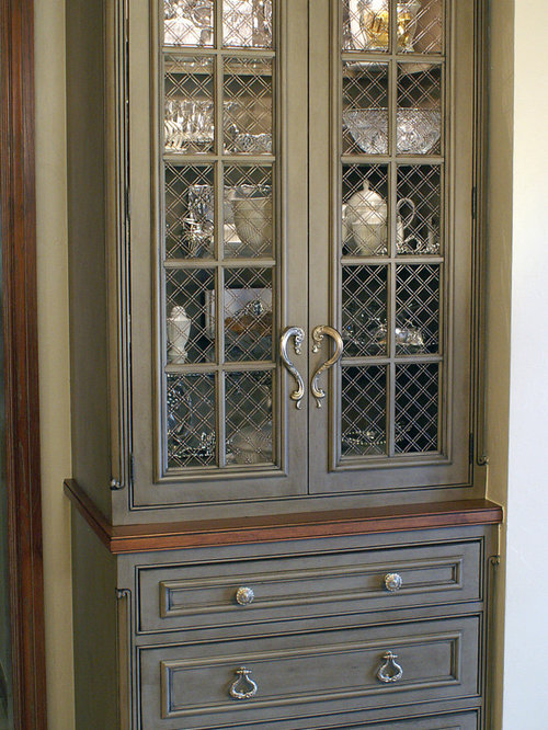 Breakfront China Cabinet Home Design Ideas, Pictures, Remodel and Decor