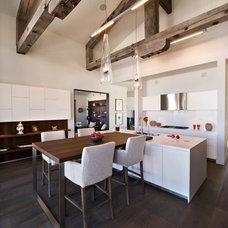Contemporary Kitchen by Sapp Development Group